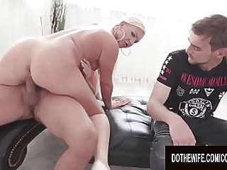 Housewife Skylar Xtreme Gets Ass Fucked