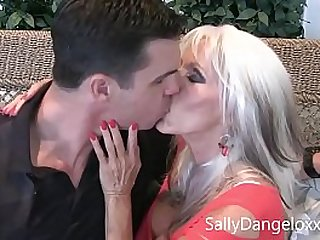 Mommy gets fucked  plus  My best friends SON  Sally D'angelo