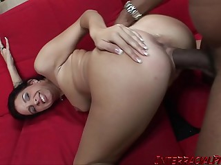 Horny Wife Hollie Gets Her Snatch Filled with BBC
