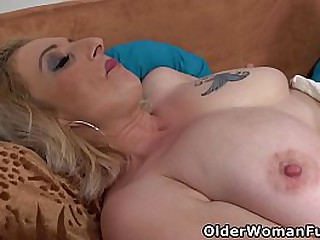 Euro milf Kaylea fingers her pussy and ass before she gets herself off with a sex toy (brand NEW video available in Full HD 1080P). Bonus video: European milf Victoria.